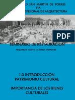 1. Patrimonio Cultural.2014-1