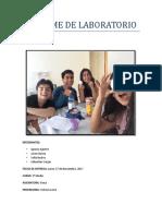 Informe de Laboratorio Fisica 123