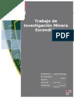 182186563 Trabajo Minera Escondida