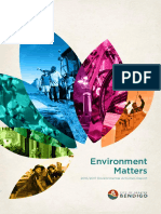 Environmental Activities Report 2016-2017