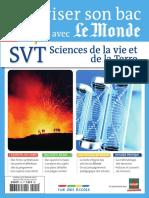 Collectif-Réviser Son Bac Avec Le Monde _ SVT, Terminale S, Nouvelle Édition-RUE DES ECOLES EDITIONS (2015)