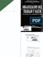 Organizacion del trabajo y salud - De la psicopatologia a la psicodinamica del trabajo - Dessors Guiho - Bailly.pdf