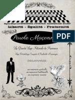Cuvant Masonic Franceza 2016