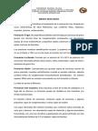 Investigacion de Las Formaciones de La Hoya de Loja