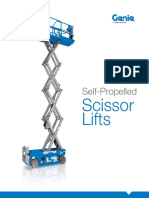 Scissor Lift Family Brochure