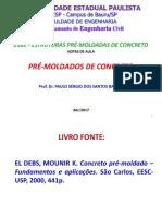 Pre-Moldados Livro Mounir Cap. 1