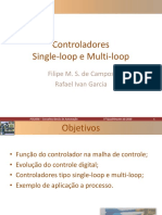 Controladores Single-loop e Multi