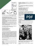 Simulado - Sociologia - 2 Série - 3 Bim