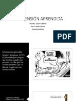 INDEFENSIÓN APRENDIDA.pptx