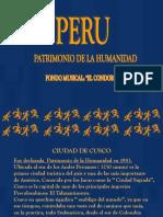 4 Patrimonios en El Peru