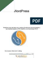 Presentaciòn Wordpress
