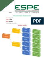 Estructuras de Control en Pseudocodigo