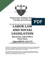Quamto Labor Law 2017