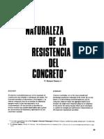 4 Naturaleza de La Resistencia Del Concreto