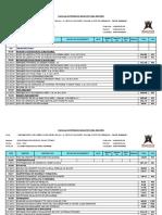 Metrados de Estructura SATIPO - UNCP