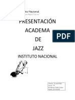 Banda de Jazz Instituto Nacional