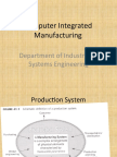 Computer Integrated Manufacturing