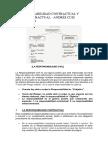 La Responsabilidad Contractual y Extracontractual