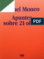Texto - Rafael Moneo - Capítulo 15 Do Livro Apuntes Sobre 21 Obras