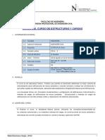 Sílabo Estructuras y Cargas