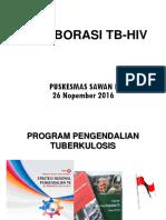 Materi Penyuluhan TB n HIV