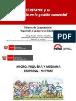 Ppt Remype y Consorcio Ronald