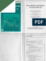 Macroeconomía Avanzada Tomo II - 1996 - 1era edición - Argandoña.pdf