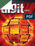 Digit Mini. April 2010
