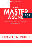 How to Master a Song (Second Edition) ProSoundFormula