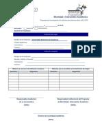 Propuesta de Homologación de Materias Alumnos Uaz 2016-1