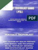 Pennyakit Trofoblast Ganas