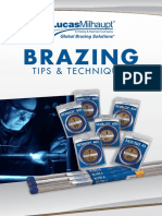 Brazing Tips Lucas Milhaupt