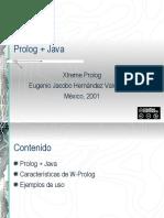 Java + Prolog