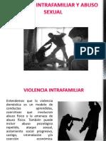 Violencia Intrafamiliar y Abuso Sexual