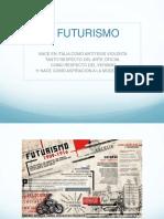 Vang 4 Futurismo