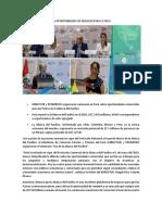 Oportunidades Comerciales Para EL PERU en La Alianza Del Pacífico