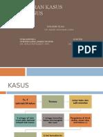 Presentasi Final Lapsus tetanus
