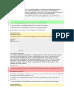 Evalucion Plan de Negocios Examen Diagnostico