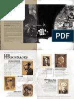 Dossier Sir Arthur Benton #2 (intégrale)