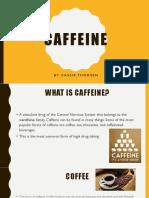 caffeine ppt