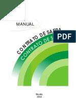 Contrato de Safra - Manual - MTE - 01-07-09