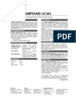Curing Compound Ln 353