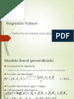 Regresión Poisson