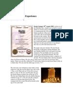 The Merdeka Experience