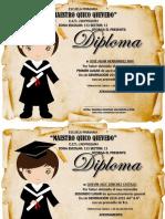 Diplomas 6to 2016