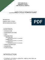 gas turbine Ppt Seminar