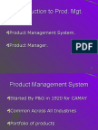Product Management - 15 Sep 09
