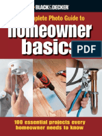 Carter Jodie the Complete Photo Guide to Homeowner