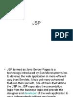 JSP Intro