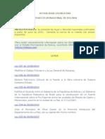 InfoLeyes Bolivia - BDL Al 27-08-2010